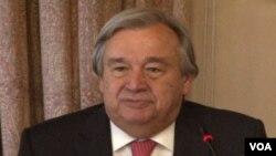 Antonio Guterres UN High Commissioner