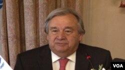 انتونیو گوئترز