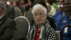 美國非洲裔女數學家約翰遜逝世享年101歲