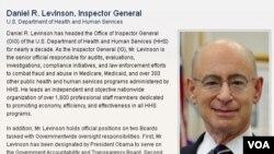 Daniel R. Levinson, jedan od američkih generalnih inspektora