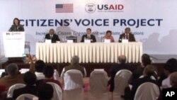 امریکی امداد کا شفاف استعمال پاکستانیوں کے لیے مفید