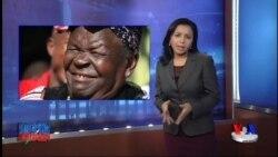 """AQSh prezidentining buvisi - Afrikada tanilgan faol """"Mama"""" Sarah Obama"""