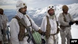 Солдаты пакистанской армии