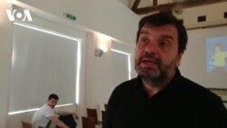 "Mladen Matilević: Film ""Nebeska tema"" - posveta Vladi Divljanu"