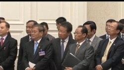 2012-03-31 美國之音視頻新聞: 胡錦濤訪問柬埔寨﹐東盟金邊召開峰會