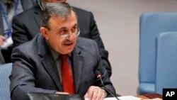 """Mounzer acusó a Estados Unidos de justificar sus ataques """"con pretextos vacíos"""" y """"argumentos fabricados""""."""