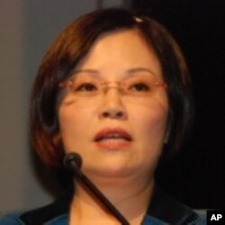 國民黨立法委員郭素春
