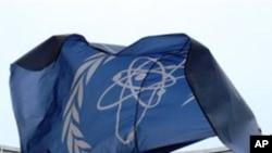 国际原子能机构标志旗帜