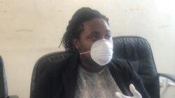 Udaba lwabomkhankaso we Present-Danger #Coronavirus Zimbababwe Campaign siluphiwa nguMavis Gama