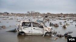 Pemimpin ke-3 negara juga akan berkunjung ke Sendai, kota yang rusak paling parah akibat tsunami dan gempa.