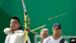 Rio Games: Athletes on Day 1