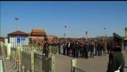2014-03-04 美國之音視頻新聞: 中國人大開幕在即 北京加強保安措施
