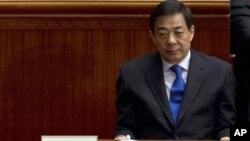 លោក Bo Xilai អ្នកនយោបាយដែលមានកេរ្តិ៍ឈ្មោះមិនល្អនៅក្នុងប្រទេសចិន។