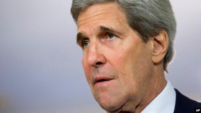 Ngoại trưởng Kerry cho biết Hoa Kỳ quan tâm sâu sắc về 'hành động xâm lăng' của Trung Quốc.