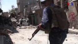 İraqlılar Mosulun bərpa edilməsinə çalışır