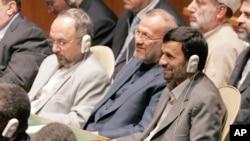 هیئت ایرانی در سازمان ملل متحد - ۲۰۰۸