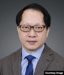 香港公開大學前教授趙雨樂。 (趙雨樂提供)