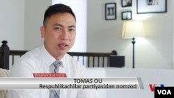 Tomas Ou, Respublikachilar partiyasidan Vakillar palatasiga nomzod