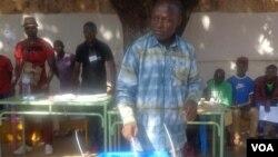 Guiné-Bissau, José Mário Vaz, candidato presidencial do PAIGC, Eleições Gerais 13 de Abril de 2014