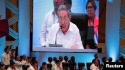 آقای کاسترو ۸۶ ساله است و احتمالا در این مجمع برکنار می شود.