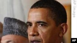 واشنگټن : صدر اوباما او صدر حامد کرزي نن لېدل کتل کوي