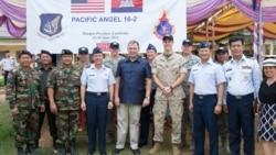 U.S. - Cambodia Cooperation