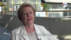 Gillian Triggs: Debemos reconocer a los millones que huyen de Venezuela