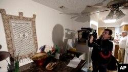 Sayed Rizvan Farukun və Taşfin Məlikin San Bernardinodakı evi