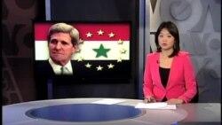 克里寻求欧盟在叙利亚问题上的支持