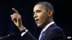 US President Barack Obama (file photo)