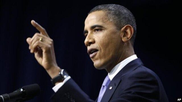 US President Barack Obama (file photo)