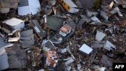 Последствия землетрясения и цунами 27 февраля 2010 года