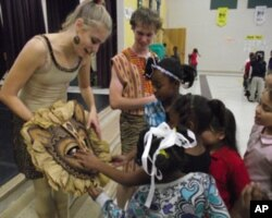 The Nashville Ballet's Outreach and Community Engagement program reaches 42,000 children annually, through dance performances and interactive activities.