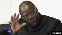 Tendai Biti, ministro das Finanças do Zimbabwe