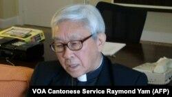 Hồng y Trần Nhật Quân, Giám mục danh dự của Hồng Kông