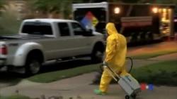 2014-10-14 美國之音視頻新聞: 美國首例伊波拉傳染 當局拉警報