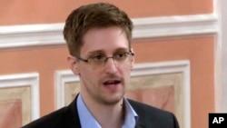 前美國中央情報局僱員愛德華斯諾登(Edward Snowden)資料照。