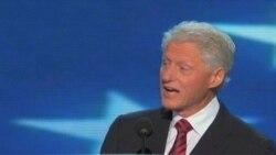 Білл Клінтон підтримав Обаму
