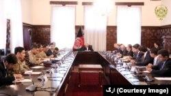 Tawagar Afghanistan da Wakilan Pakistan