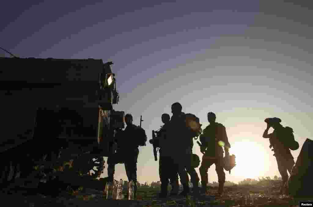 Gazze, 30 Temmuz 2014.