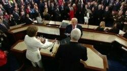 Pidato Kenegaraan Trump Tak Singgung Sidang Pemakzulan