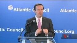 В Атлантичній раді у Вашингтоні пройшла конференція, присвячена боротьбі з дезінформацією. Відео