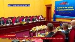 Việt-Úc đối thoại an ninh