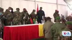 Guinee Furancie Fanga Nyemaw Kura Mamady Doumbouya ye Laseliw kolow Kai.