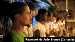 Vigília em Mindelo pede libertação de activistas angolanos