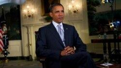 پرزیدنت اوباما: جمهوریخواهان دستاوردهای اصلاح بخش مالی را تهدید می کنند