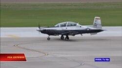 Việt Nam mua máy bay huấn luyện T-6 của Hoa Kỳ | Truyền hình VOA 5/6/21