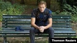 Bức ảnh ông Alexei Navalny đăng hôm 23/9.