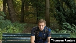 Thủ lĩnh đối lập Nga Alexei Navalny.