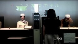 From Hotel to Beer Factory, Robots Increasingly Used in Japan